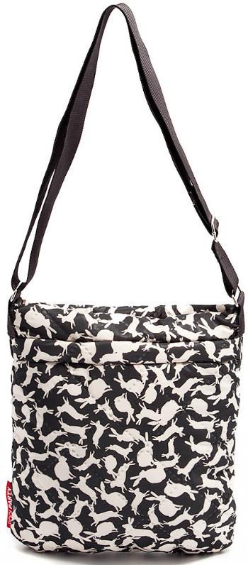 Жіноча сумка-планшет POOLPARTY pool-59-white rabbits