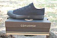 Кеды черные Converse All Star  37 размер