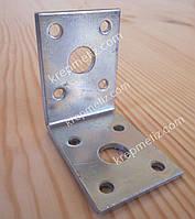 Уголок крепежный KU 50x50x35x2,5
