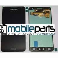 Дисплей (Модуль)+Сенсор (Тачскрин) для Samsung Galaxy A3 A300H   A300F   3500Н (Черный)
