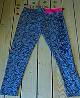 Модные меланжевые   лосины  для девочки (рост 146-152 см), фото 1