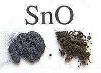 Олово (II) окись (оксид олова(II))