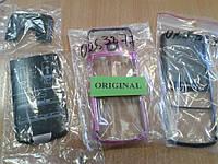Оригинальний корпус для Нокиа 6700 Black-Pink-Matte