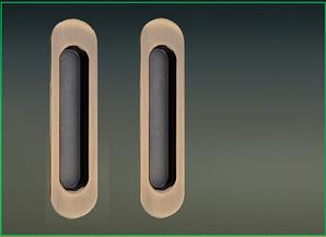 Ручки на систему  2AB бронза