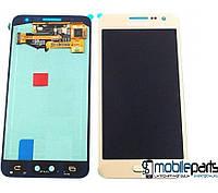 Дисплей (Модуль)+Сенсор (Тачскрин) для Samsung Galaxy A3 A300H   A300F   3500Н (Золото)