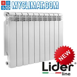 Алюминиевые радиаторы Lider Line Monza 500/96