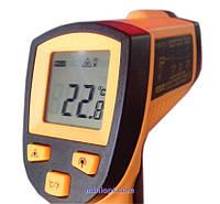 Инфракрасный термометр WH380 (-50 до +380С, бесконтактный)