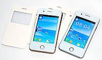 Телефон IPhone 6 mini (YESTEL) - 2 SIM, Android! ЧЕХОЛ!