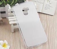 Матовый силиконовый чехол Lenovo A7010/X3 Lite White