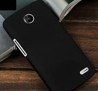 Матовый силиконовый чехол Lenovo A820 Black
