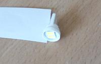 Лампа б/ц габарит, подсветка номера, салона, дверей T10 (2SMD size 5630) W5W 12V (WHITE)