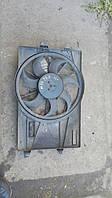 Б/у вентилятор осн радиатора для Ford Mondeo MK3 2.0 TDCI