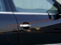 Накладки на дверные ручки Omsa на Audi A2 2000-2007
