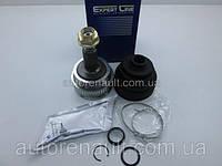 Кулак поворотный (наружный 28/27Z +ABS) на Рено Мастер II  2.5D/2.8TDI  до 04.2000 Expert line (Китай) R908A