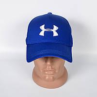 Бейсболка  з  логотипом  Under Armour синя