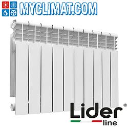 Алюминиевые радиаторы Lider Line Classic 500/80