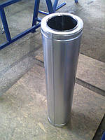 Труба утепленная нерж/цинк ф250/310 для камина, котла