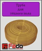 Труба для теплого пола Fado 16х2 PEX-A с кислородным барьером