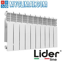 Алюминиевые радиаторы Lider Line Classic 350/80