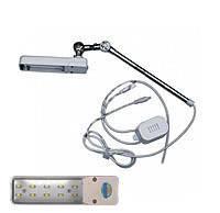 Светильник для промышленных швейных машин светодиодный  Haimu HM-27Т LED (10Led)