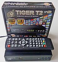 ТВ-ресивер DVB-T2 Tiger T2 IPTV  Dolby Digital AC3 Wi-Fi