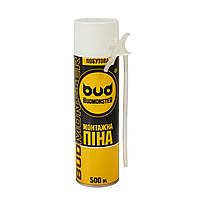Пена монтажная Budmonster ручная 500 мл (10014)