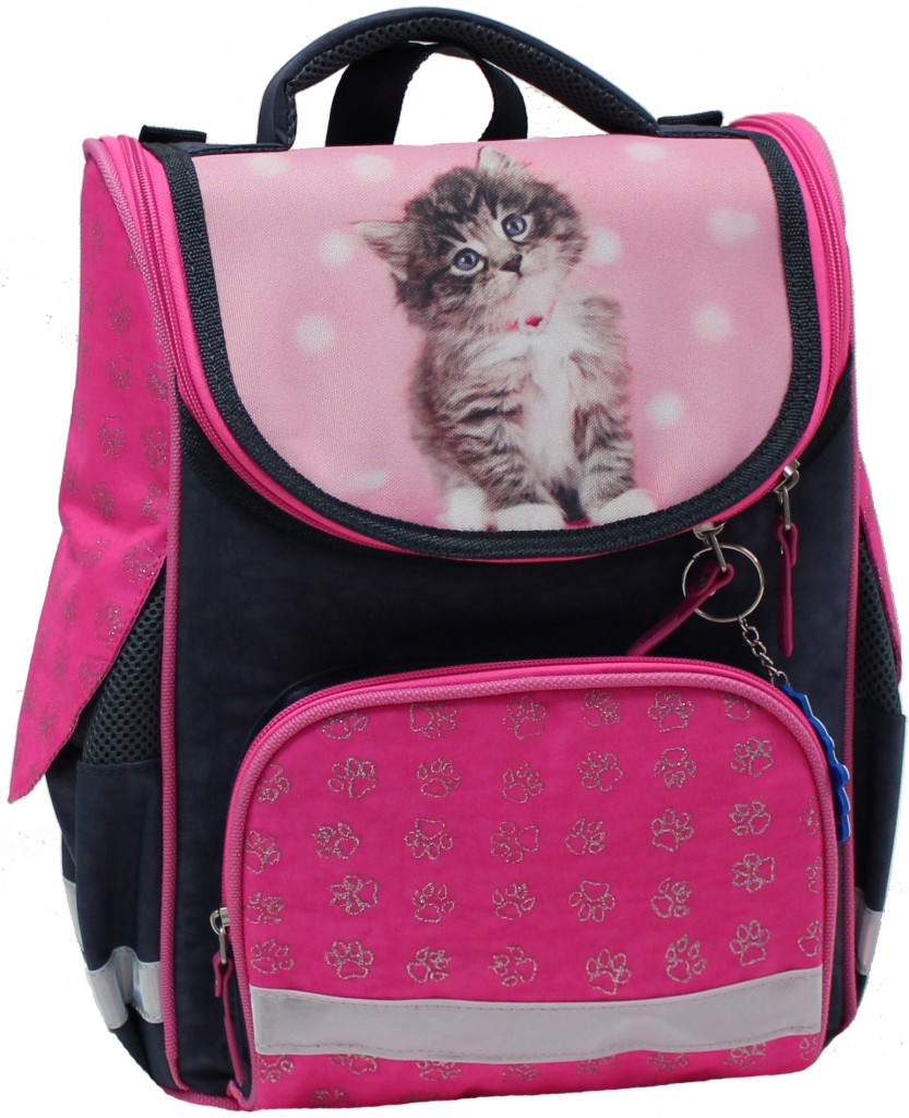 Рюкзак школьный Bagland, Успех 00551702-pink 12 л