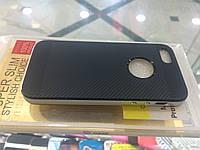 Чехол накладка Ipaky для iPhone 5/5s silver