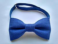 Бабочка синяя  классическая  ., фото 1
