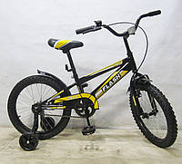 Детский двухколесный велосипед 18 дюймов TILLY FLASH, фото 1