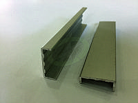 Профиль алюминиевый С 19