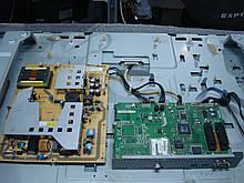 Телевізор philips 42pfl3312 (LC7.1E LA) по запчастинах - розбита матриця (T420XW01)