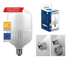 Новинка! Светодиодная лампа Feron LB-65 40W E27-E40 2700K