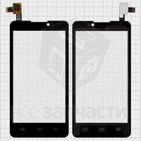 Тачскрин (сенсор) для мобильного телефона Coolpad 7290, черный