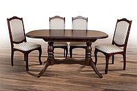 Раскладные деревянные столы