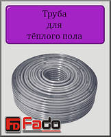 Труба для теплого пола Fado 20х2,8 PEX-A с кислородным барьером