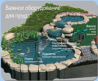 Оборудование для прудов и фонтанов