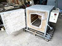 Печь Муфельная для обжига, для металла, керамики,