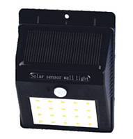 Фасадный светильник на солнечных батареях Lemanso LM 997