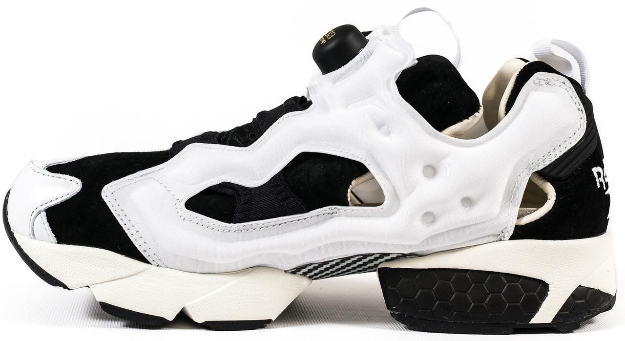 Женские кроссовки Reebok Insta Pump Fury OG ACHM Black White -  Интернет-магазин обуви 005181023f5d7