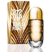 Оригинал Carolina Herrera 212 VIP Wild Party Woman 80ml edt Каролина Эррера 212 Вип Вайлд Пати Вумен