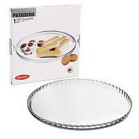 Сервировочное блюдо для торта 28 см PASABAHCE  Patisserie 10352