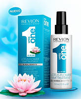 Маска-спрей для волос Лотос 10в1 REVLON Professional Uniq One All in one Hair Treatment Uniq One Lotus Flower
