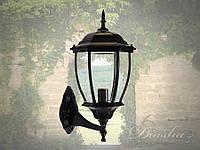 Светильник  садово-парковый DJ001-M-W1 BK