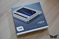 SSD накопитель Crucial 275GB 2,5'' SATA SSD MX300 (CT275MX300SSD1)