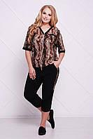 Батальный женский летний костюм LEO ТМ Таtiana 56-62 размеры
