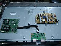 Телевизор samsung LE40D551K2W по запчастям - разбита матрица
