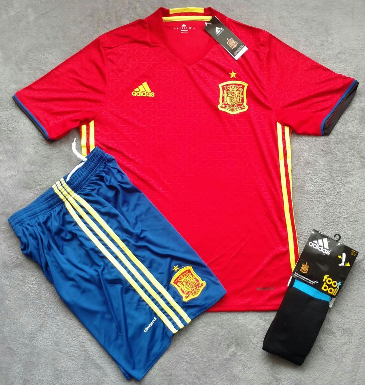 Купить футбольную форму сборной Испании в Украине - myform 513d8b5d1b1