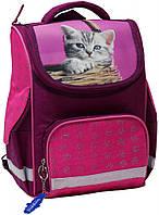 Школьный красивый рюкзак для девочек 1-3 класс на 12 л. Bagland, Успех 00551702-pink-1 розовый