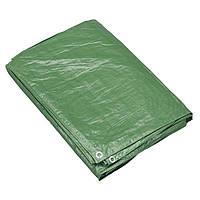 Тент универсальный 4х6 м (зеленый 55 г/кв.м.) (Tent Tarpaulin )